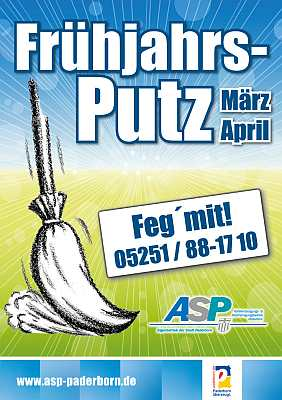 Aktion Frühjahrsputz Paderborn Sande Lippesee Padersee Pader