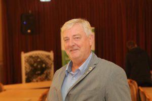 Seniorenwart Ulrich Kröger
